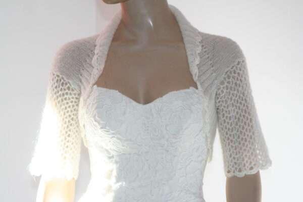 jacheta tricotata femei