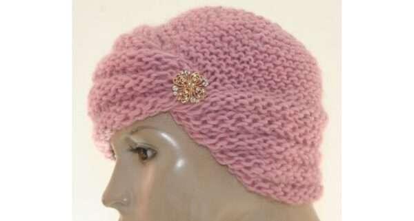 turban pentru femei tutorial